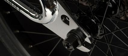 BMX Cruiser detail 4