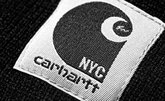 carhartt nyc black