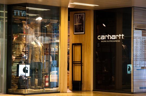 Carhartt wip store barcelona l illa carhartt wip - Centro comercial illa ...