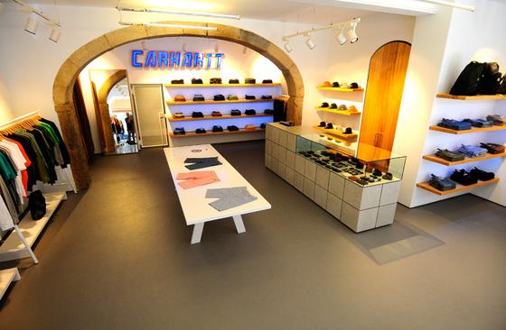 Carhartt WIP Store Lisbon | Carhartt WIP
