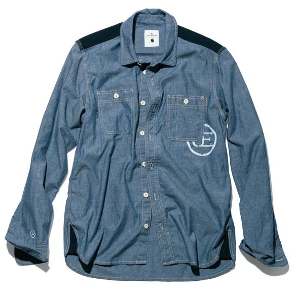 Carhartt x Uniform Experiment L/S Clink Shirt