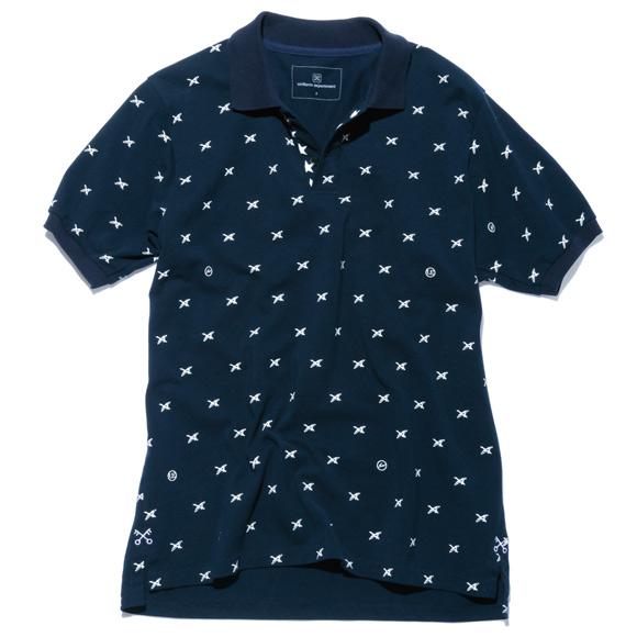 Carhartt x Uniform Experiment S/S Aldux Polo
